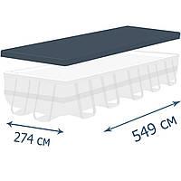 Тент для каркасного круглого басейну Intex 28030 (58406) (305 див.), фото 1