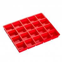 Силиконовая форма для выпечки Кубики 40 х30 см