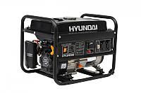 Однофазный бензиновый генератор HYUNDAI HHY 3000F(3 кВт)