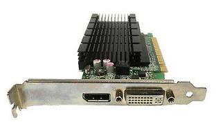 Видеокарта Nvidia GeForce, 605, 64 бит, 1 гб