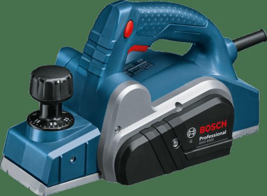 Рубанок електричний Bosch GHO 6500