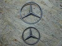 Значок Эмблема Логотип  Mercedes-Benz , фото 1