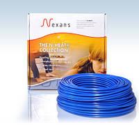Двухжильный ( Норвегия )нагревательный кабель Nexans 12.3  м.кв