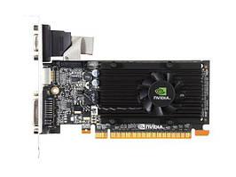 Видеокарта Nvidia GeForce, GT 520, 64 бит, 1 гб