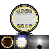 Светодиодные фары  27W  Дополнительная фара светодиодная Фара с поворотником PHILIPS, фото 4