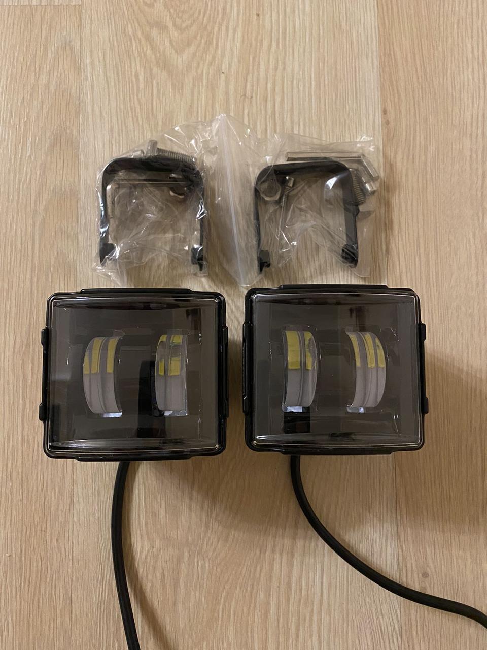 Самые яркие LED фары 30W СТГ противотуманные фары лэд фара диодные