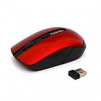 Мышь беспроводная Havit HV-MS989GT black-red, фото 1