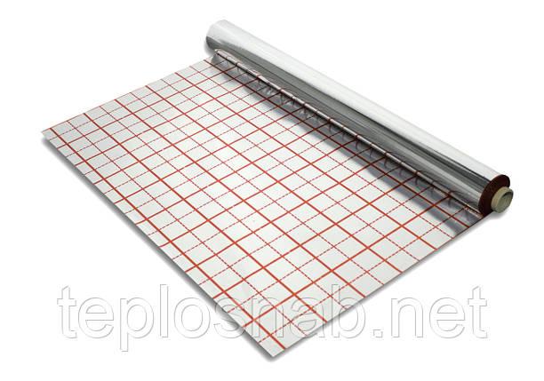 Фольга для теплого пола 50 м2 (100 микрон), фото 2