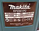 Фрезер Makita RP 2301 FC цанга 6,8,12 мм : 2100 Вт Регулювання оборотів + набір фрез 12 шт, фото 3