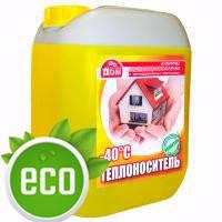 Теплоноситель Еко biotherm -30 для системы отопления
