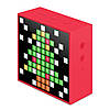 Колонка Вluetooth DIVOOM Timebox-mini red