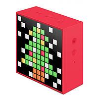 Колонка Вluetooth DIVOOM Timebox-mini red, фото 1