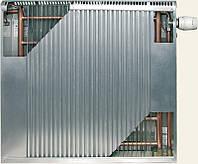 Радиатор медно-алюминиевый 20/140 Термия, нижнее подключение