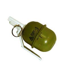 Граната страйкбольна Pyrosoft РГД-5 Pyro-5 наповнювач горох