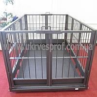 Весы для скота (КРС) 1250х2000, 3000 кг