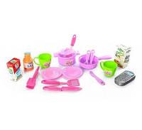 Детский игровой набор Кухня 661 51 с аксессуарами. Звуковые и Световые игрушки для девочек HOT