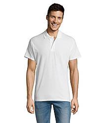 Рубашка поло SOL'S SUMMER II, White_102, размеры от XS до XXL