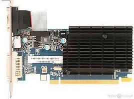 Видеокарта ATI Radeon, HD 5450, 64 бит, 1 гб