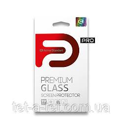 Захисне скло ArmorStandart Pro для Samsung A12 (A125) Black (premium glass)