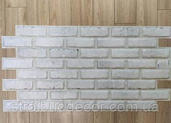 Пластикова панель камінь обелый 960 * 485мм 1 шт
