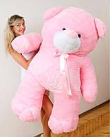 Мишка плюшевый Ветли розовый 190 см