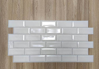Пластикова панель листопад 960 * 485мм 1 шт