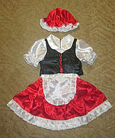Детский костюм Красная Шапочка на прокат в Харькове