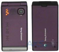 Корпус Sony Ericsson W380 с клавиатурой Purple