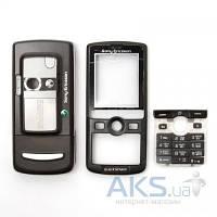 Корпус Sony Ericsson K750 с клавиатурой Black
