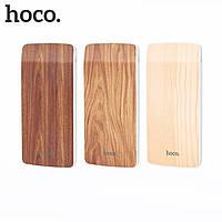 Power bank Hoco J5 Wooden 8000mAh (walnut), фото 1