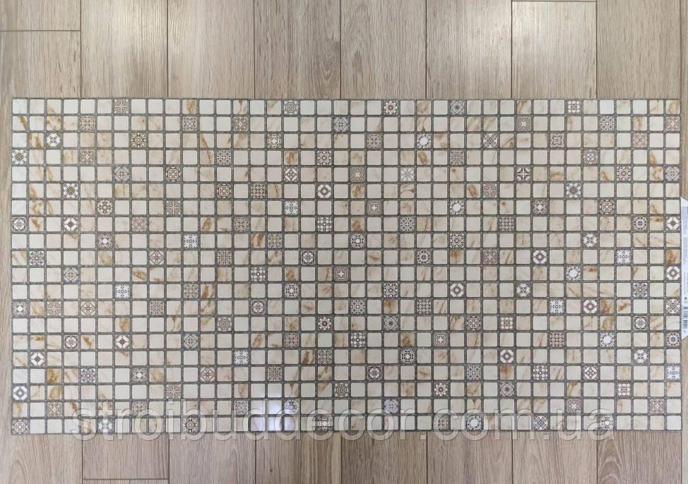 Пластиковая панель византия   960 * 485мм 1 шт