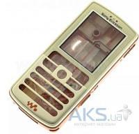 Корпус Sony Ericsson W800 Gold