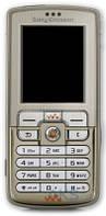 Корпус Sony Ericsson W800 с клавиатурой Gold