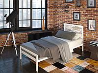 Кровать односпальная в стиле лофт Герар