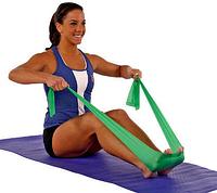 Эспандер лента для фитнеса 1742 (эспандер эластичный): 3 ленты в комплекте (3 уровня сопротивления)