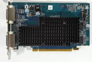 Видеокарта ATI Radeon, HD 7350, 64 бит, 1 гб