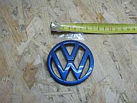 Значок Эмблема Логотип Volkswagen, фото 1