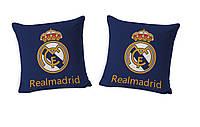 Наволочка для подушки 2шт Реал Мадрид чехол Real Madrid