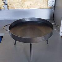 Сковорода 50см из диска бороны для пикника