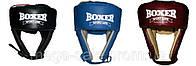 Шлем боксёрский кожа Boxer Sport Line, размер L (шлем для бокса)