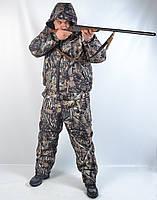 Зимний костюм для охоты и рыбалки утепленный - микрофибра