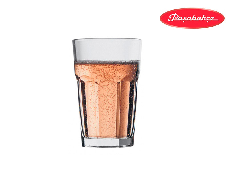 Высокий стакан Pasabahce Casablanca 360мл 6пр 52706