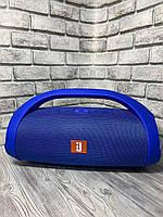 Портативная bluetooth колонка в стиле JBL Boombox BIG 29 см (Синяя)