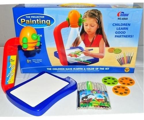 Детский проектор для рисования (6868)