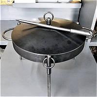 Сковорода из диска бороны 50см (с крышкой) для пикника