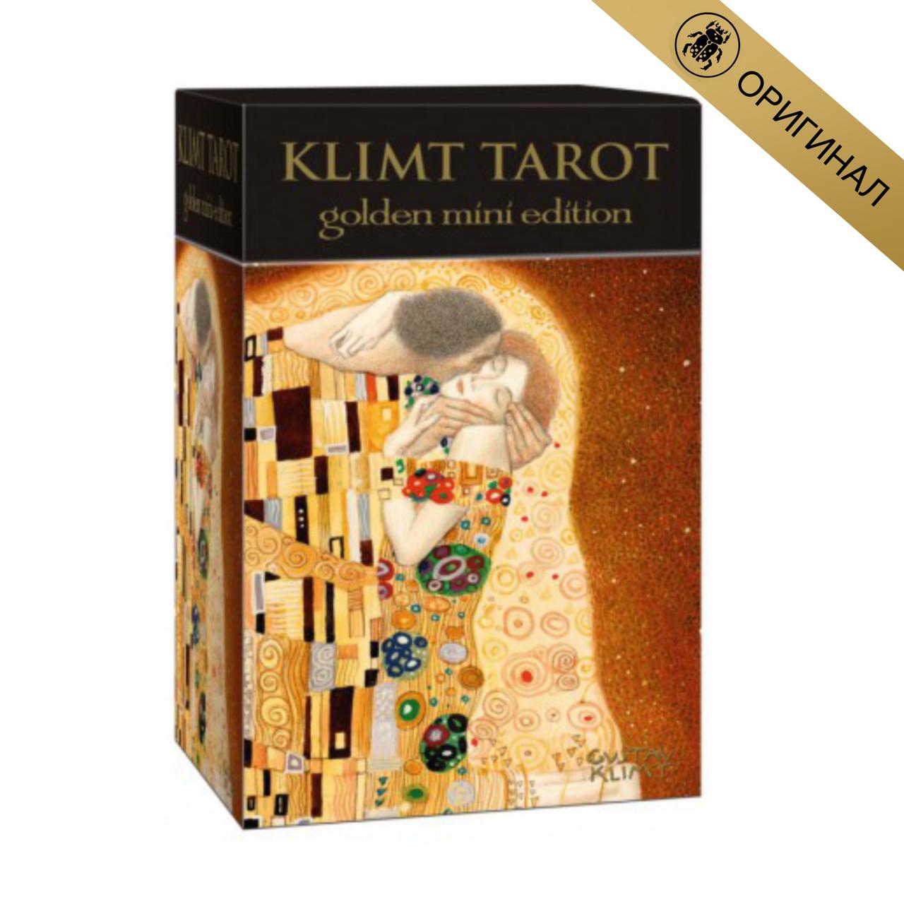 Таро Климта (Klimt Tarot) Lo Scarabeo