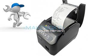 Ремонт датчиков принтера чеков