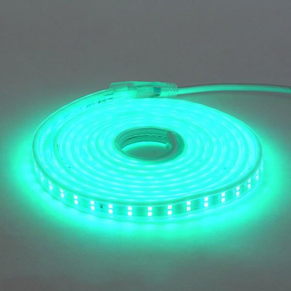 Світлодіодна стрічка COLORADO зелена 220-240V IP65