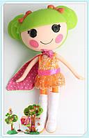 Кукла Малышка Lalaloopsy (Лалалупси) Супергерой с питомцем: высота 27см