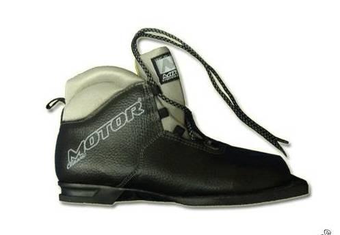 """Классические беговые лыжные ботинки """"Motor Сlassic"""". Размер: 40."""